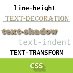css-text